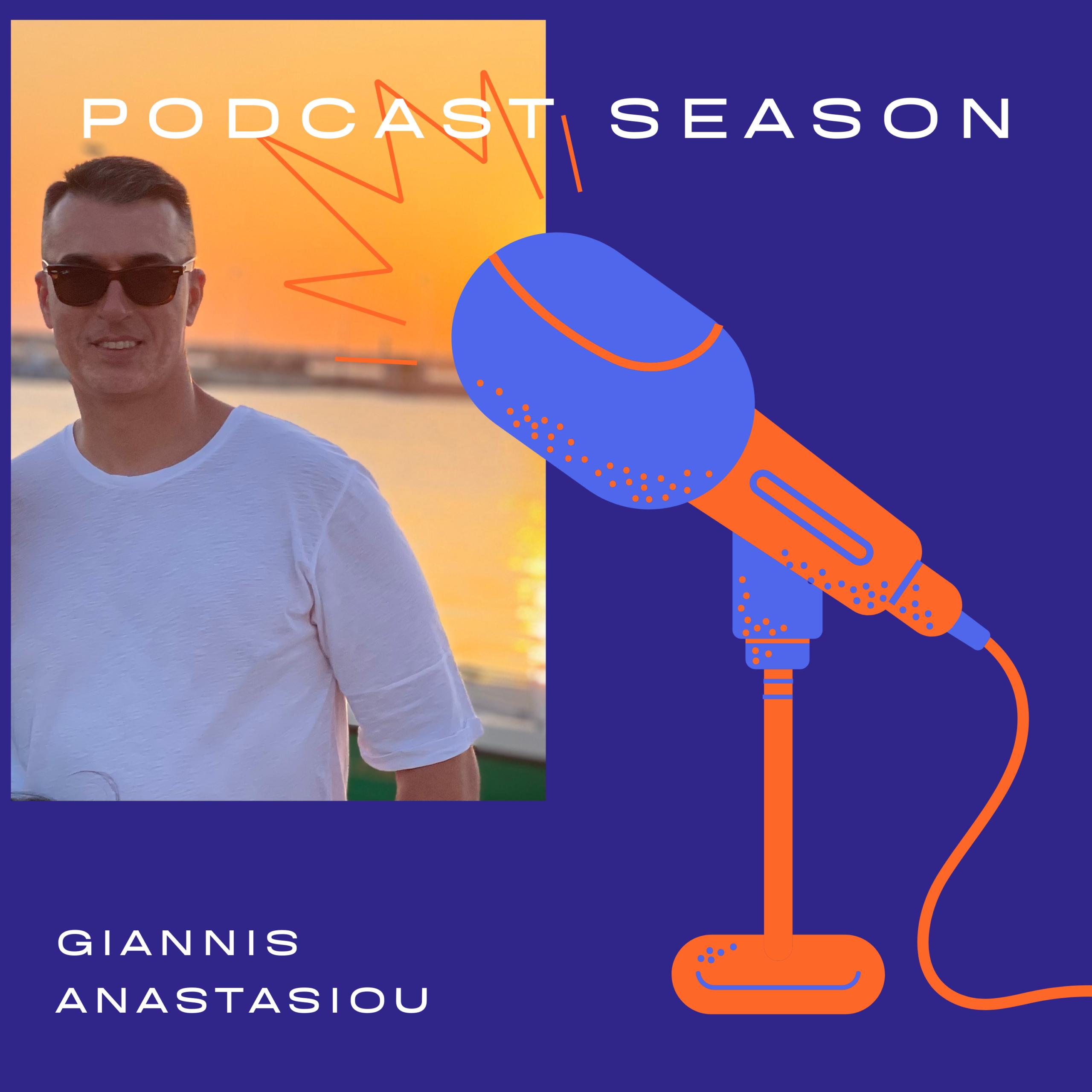 Νέα σεζόν podcast 2021 – 2022